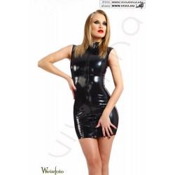 VLR-12 Szexi latex ruha