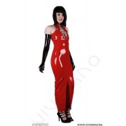 VLR-30 Latex estélyi ruha