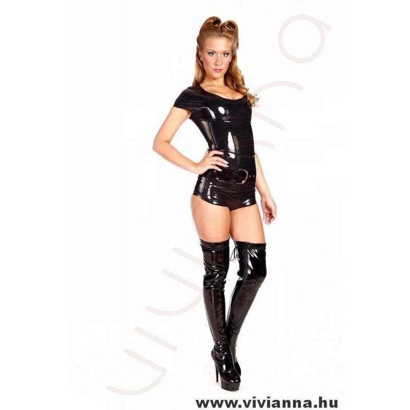 VBR-114 Latex forrónadrág (hotpants)