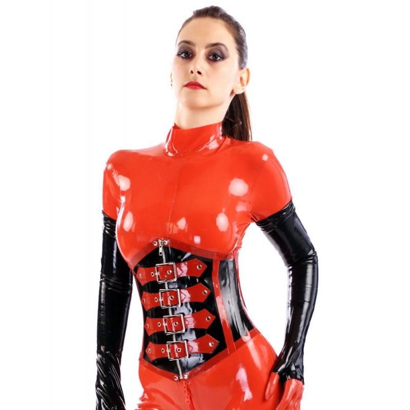 VLF-27 Latex corset