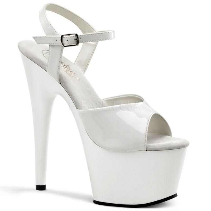 ADORE-709 Fehér táncos cipő