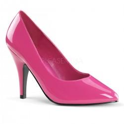 DREAM-420W Rózsaszín pink utcai köröm cipő