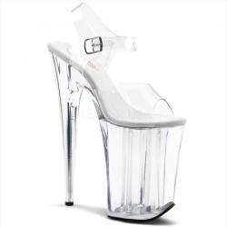 INFINITY-908 Szilikon pántos táncos cipő
