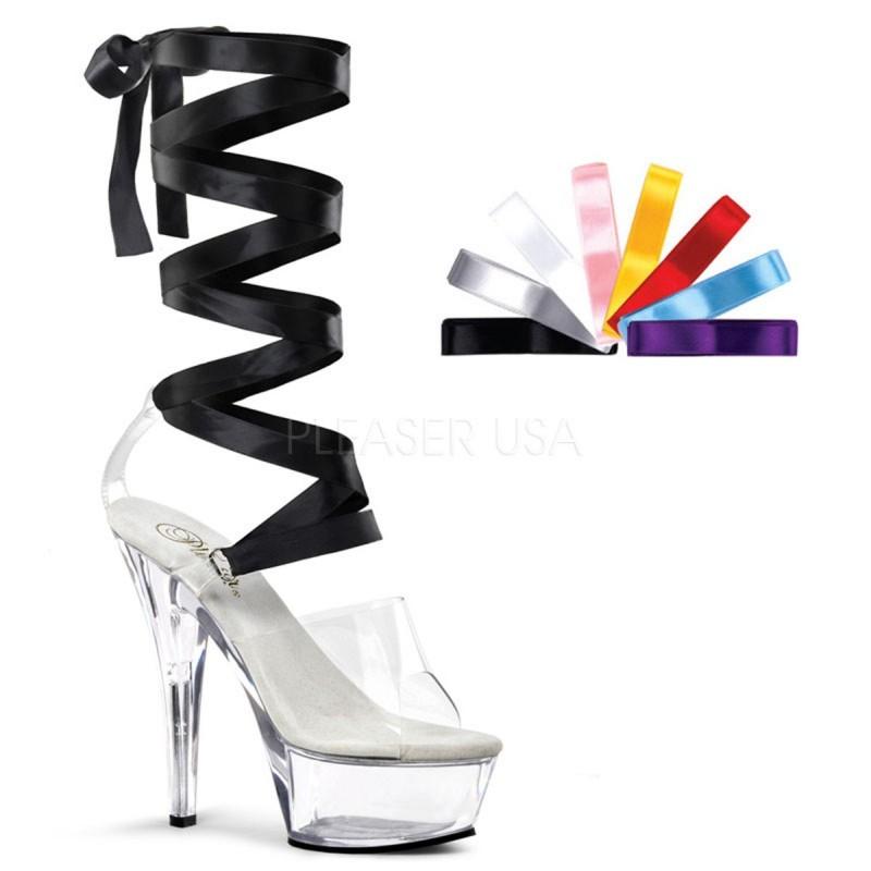 KISS-295 Szilikon pántos táncos cipő