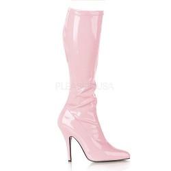 SEDUCE-2000 Rózsaszín pink alkalmi csizma