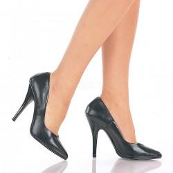 SEDUCE-420 Fekete utcai köröm cipő