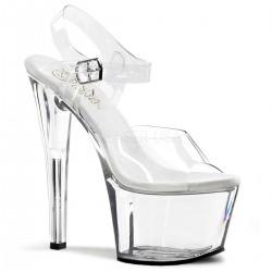 SKY-308 Szilikon pántos táncos cipő