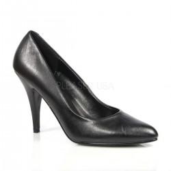 VANITY-420 Fekete utcai köröm cipő
