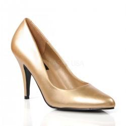 VANITY-420 Piros utcai köröm cipő