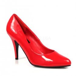 VANITY-420 Ezüst utcai köröm cipő