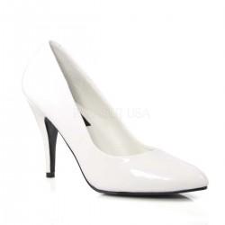 VANITY-420 Fehér utcai köröm cipő