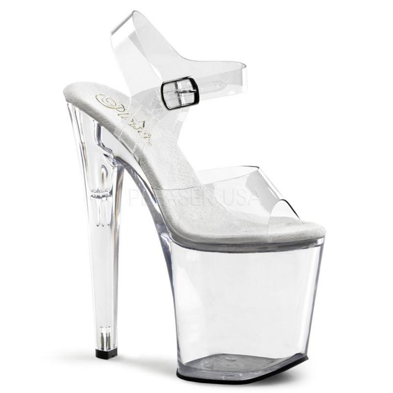 XTREME-808 Szilikon pántos táncos cipő