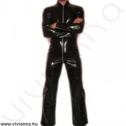 MVP-09 Férfi lakk catsuit