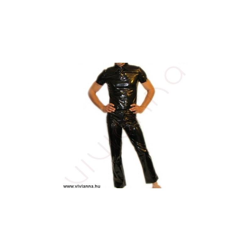 MVP-35 Férfi lakk nadrág és ing
