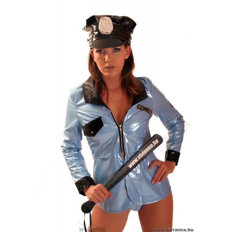 LJ-32 Rendőrnő jelmez