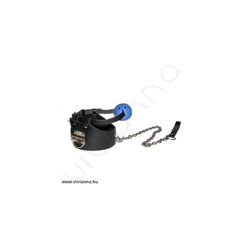 VSS-01 Szájpecek pórázzal