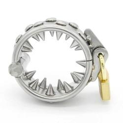 VSR-59 Tüskés fém farokgyűrű