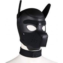 Neoprém kutya maszk